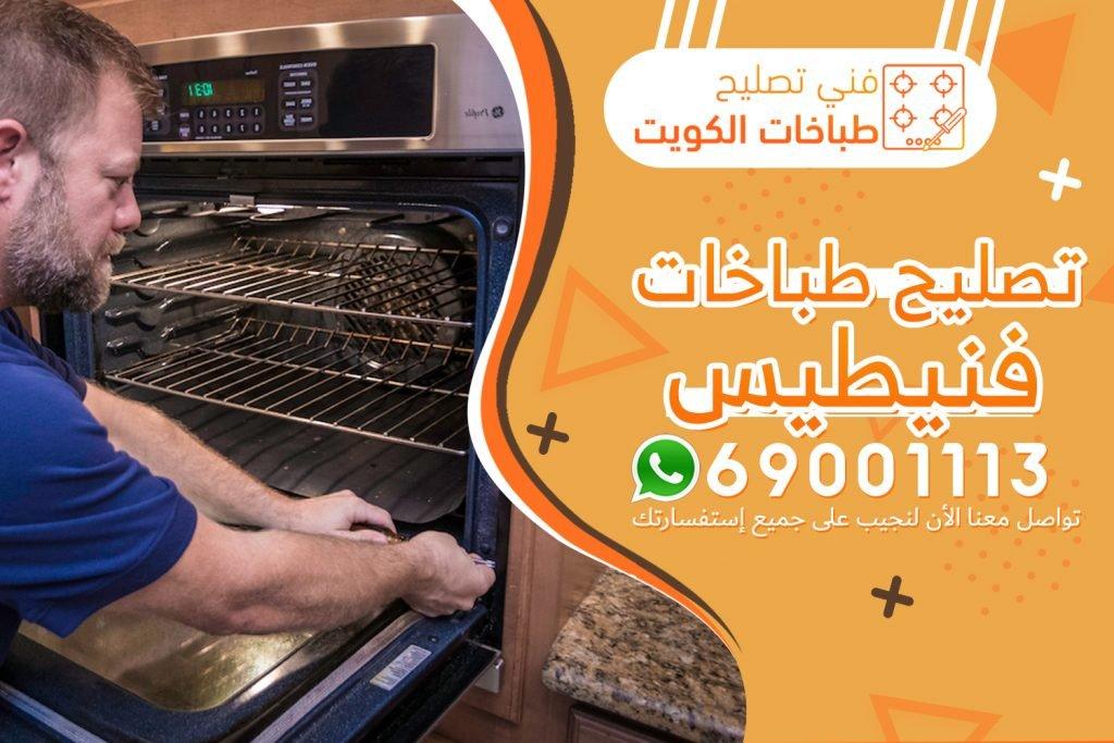 تصليح طباخات فنيطيس